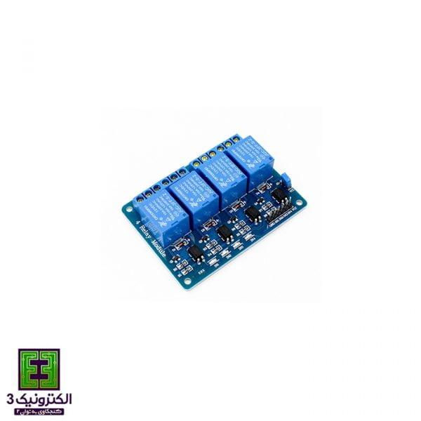 Relay Module 4CH